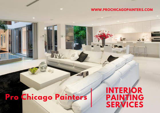 Interior Painting Services In Chicago
