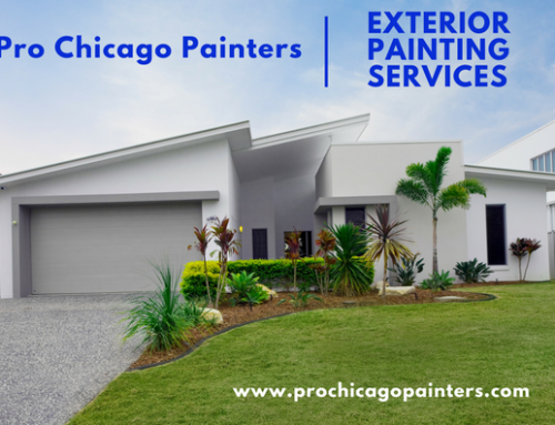 Exterior Painting Services Downtown Chicago