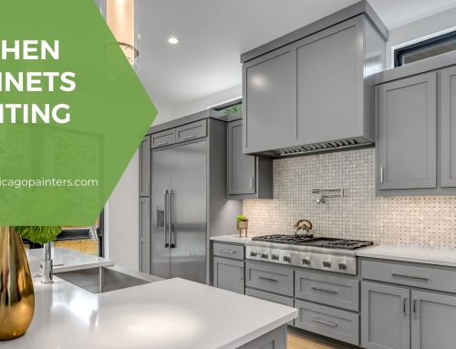 Kitchen Cabinets Painting | TOP 10 Ideas Achieve the Best Quality Finish