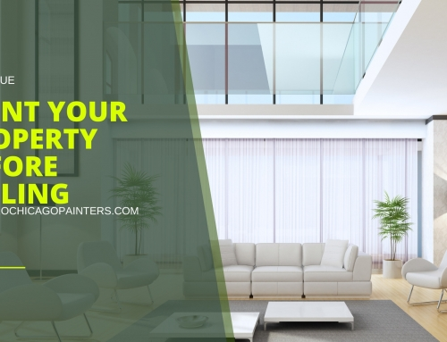 Should You Paint Your Property Before Selling? Make Your House Look Great!